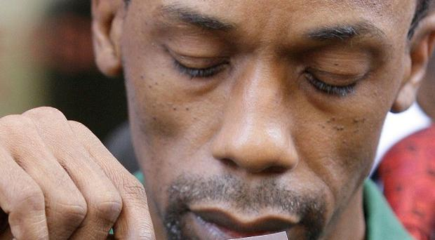 Michael Anthony Green who was wrongfully convicted for rape