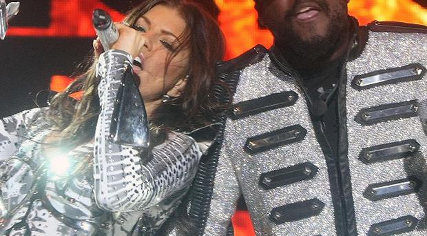 The Black Eyed Peas' hit I Gotta Feeling has reached six million downloads