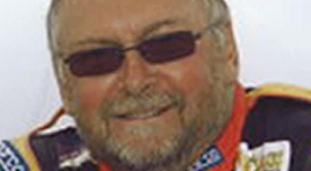 Tributes have been paid at sea to Ian Stirling, 59, who died in a powerboat accident in Harwich