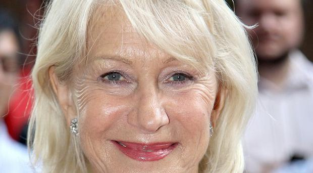 Dame Helen Mirren says guns and Bruce Willis were the reason she signed up for Red
