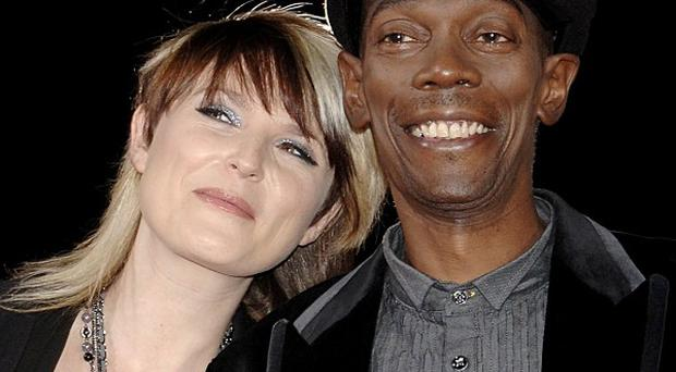 Sister Bliss, left, said she could not guarantee Faithless will be together after the current tour