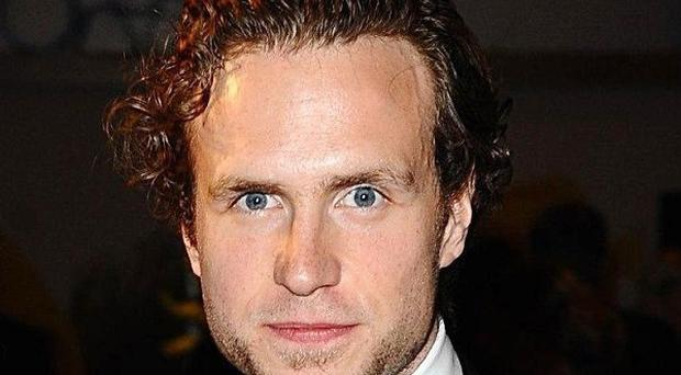 Rafe Spall stars in new series Pete Versus Life
