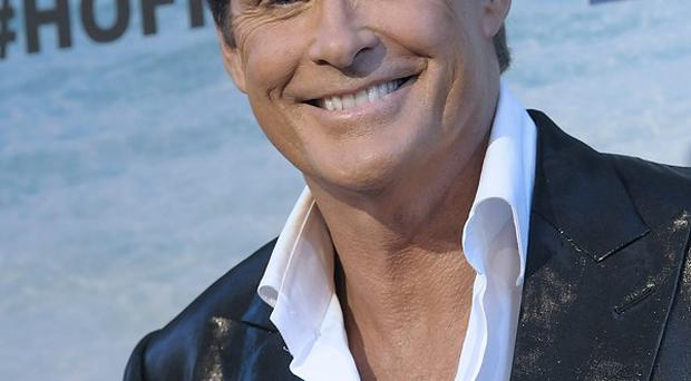 David Hasselhoff says he laughs off negative publicity
