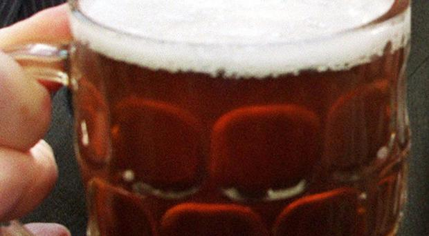 A city centre could be the first in the country to set a minimum price for the sale of alcohol