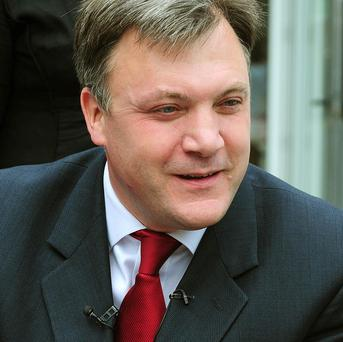 Labour leadership hopeful Ed Balls said the party should focus its criticism on the Tories