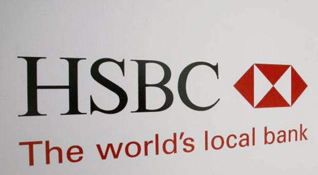 In the picture: HSBC bank