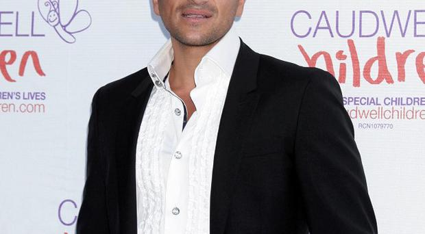 Peter Andre says divorce should be avoided