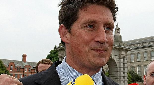 The imminent switchover to digital television was hailed as a huge boost by Communications Minister Eamon Ryan