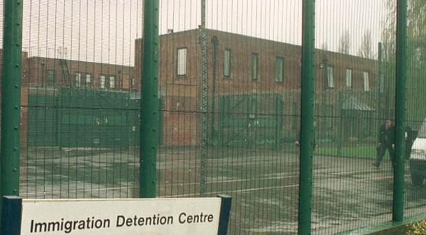More than 100 detainees have gone on hunger strike at Campsfield House immigration removal centre