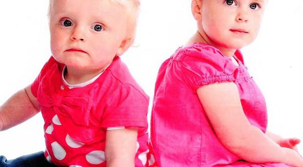 Police are still probing the deaths of Nereya (left) and Phoebe Case, an inquest has been told