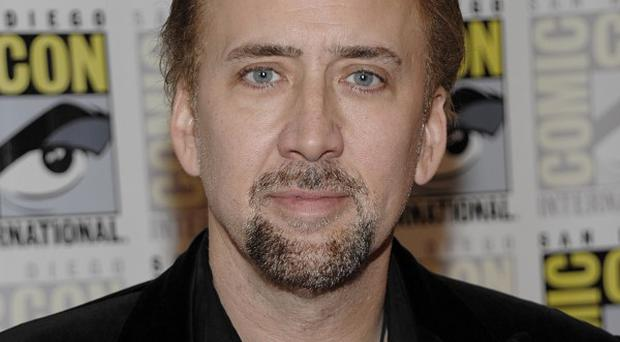 Nicolas Cage has quit new drama Trespass before filming had even started