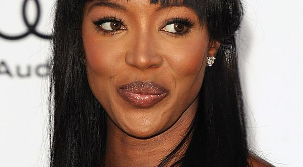 War crimes judges have ordered special security measures for Naomi Campbell when she testifies