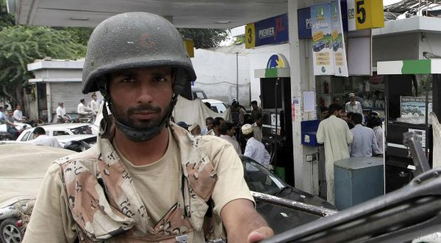Pakistan deployed additional security forces to Karachi after further violence (AP)