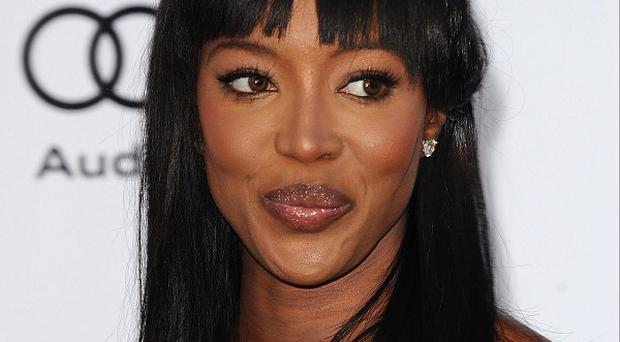 Naomi Campbell will receive extra security