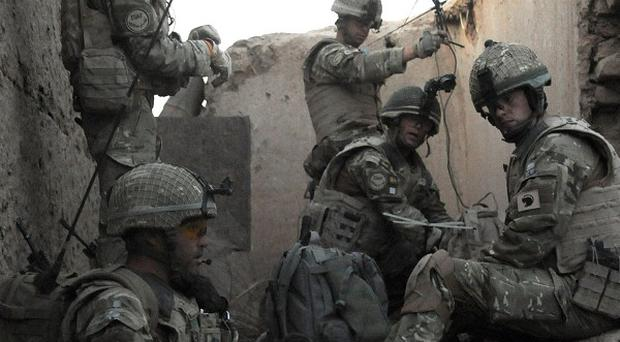 British troops in Afghanistan could be moved to Kandahar province in the 'longer term'