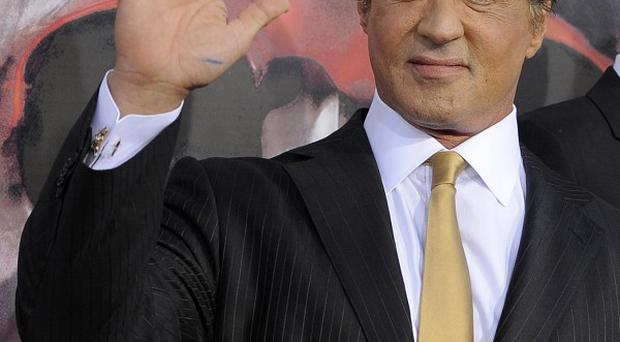 Sylvester Stallone says he once auditoned for the role of Han Solo in Star Wars