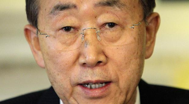 An accomplished former US prosecutor is taking UN secretary general Ban Ki-moon to a tribunal
