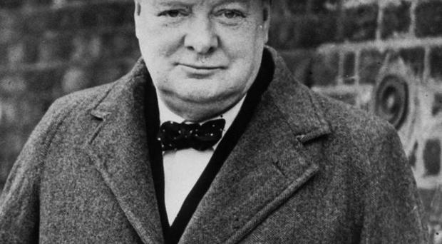Winston Churchill was accused of covering up a UFO sighting, newly-released files have revealed