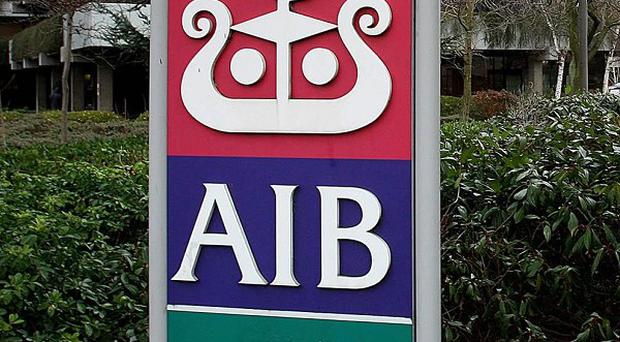 Aillied Irish Bank has announced losses of just over two billion euro