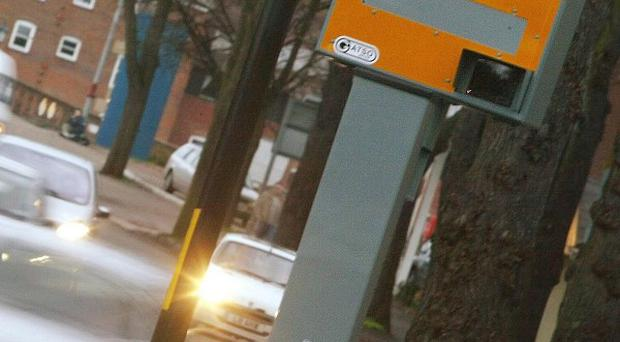 Speed cameras can cause erratic driving by motorists, a survey shows