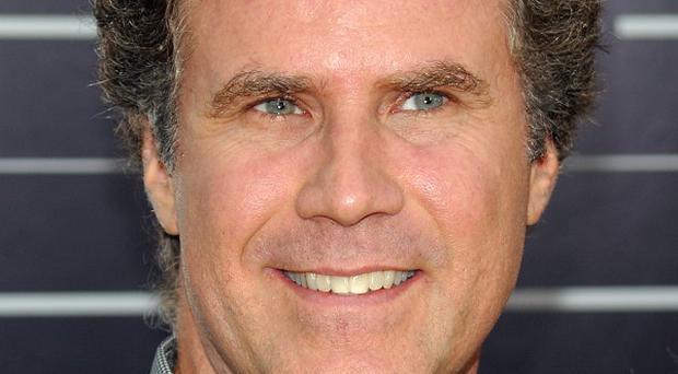 Will Ferrell said starring opposite Eva Mendes was a dream come true