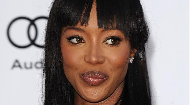 A charity official said he passed Naomi Campbell's alleged blood diamonds to police in South Africa