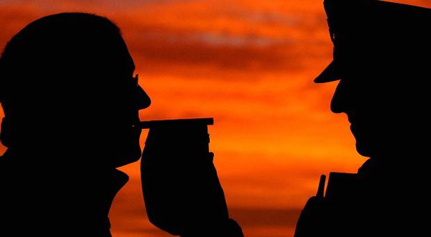 The Government hopes police will eventually be able to carry out drug tests at the roadside