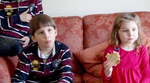 Gianluca, Augustino and Cecilia Riggi were found dead in their home following reports of an explosion in Edinburgh