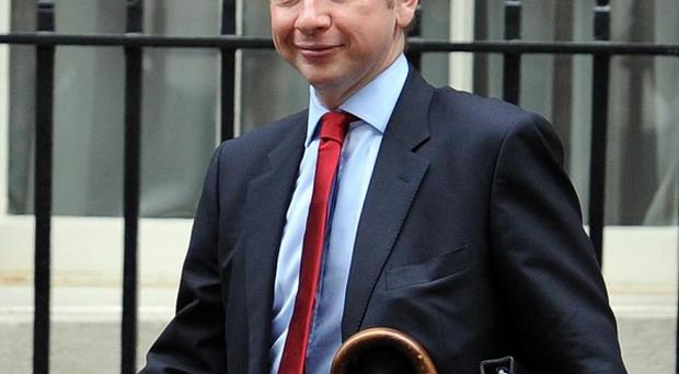Education Secretary Michael Gove has approved 30 school building projects