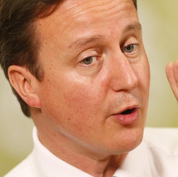 David Cameron has warned that some valued services could be lost due to cuts