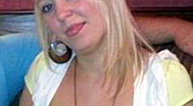 Critical condition: Tracy Monteith from Omagh