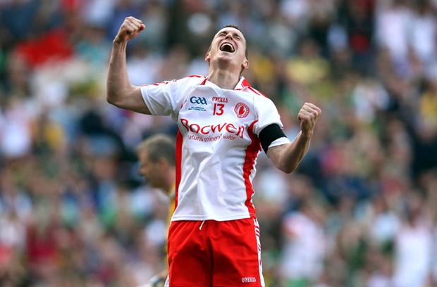 Tyrone's Tommy McGuigan