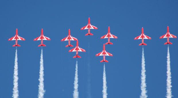 The Festival of Flight, Newcastle, 2010. Submitted by Trevor Glass
