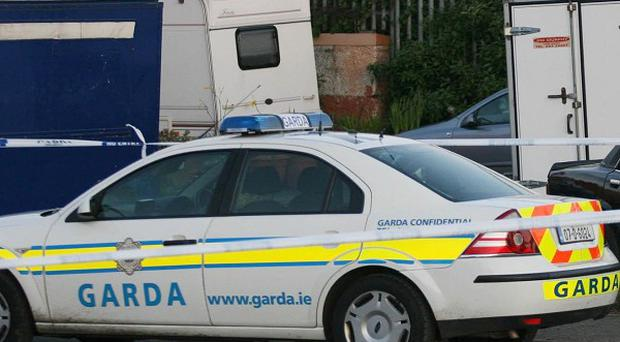 Five men are being questioned in the Irish Republic over suspected dissident republican activity.