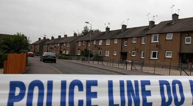 Army bomb experts were called to examine a suspicious object