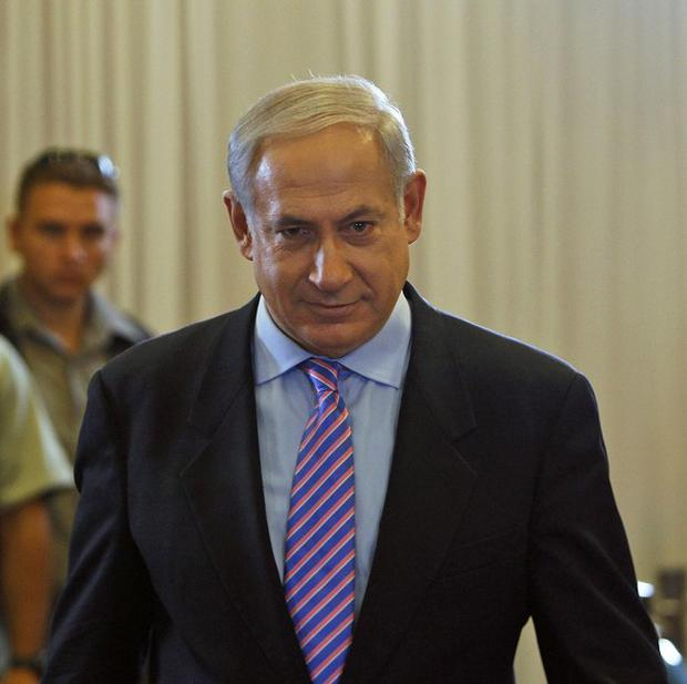 Israel's Prime Minister Benjamin Netanyahu defended the flotilla attack