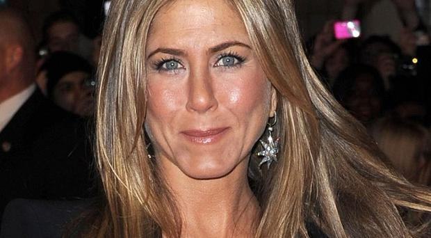 Jennifer Aniston has been granted a restraining order against a man found with love letters addressed to her