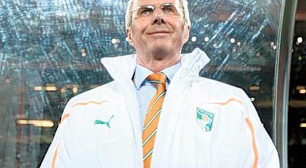 <b>SVEN-GORAN ERIKSSON (11/2)</b><br/> Former England boss Eriksson was linked to the Fulham vacancy following his departure as Ivory Coast coach and is certain to be keen on a return to the Premier League. Did a good job in his one season with Manchester City and would fit the bill if chairman Randy Lerner wants a big-name appointment.