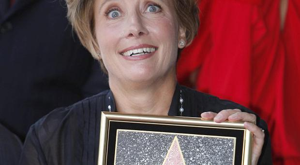 Emma Thompson is most proud of her work on Nanny McPhee