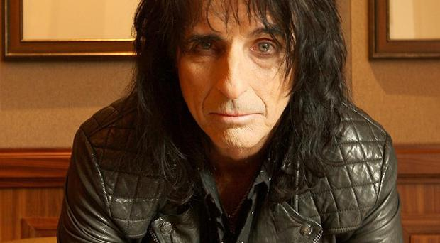 Alice Cooper gave up drinking 30 years ago