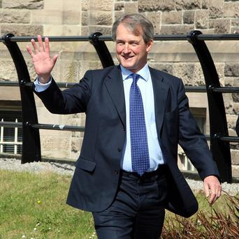 Northern Ireland Secretary Owen Paterson remains defiant over dissidents