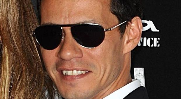 Marc Anthony says he wants to carry on acting