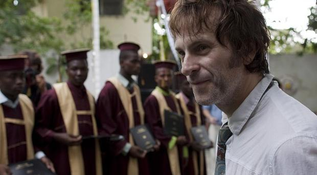 Tommy Stinson is raising money for children in Haiti