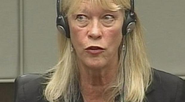 Carole White has denied lying in her evidence at the Charles Taylor trial