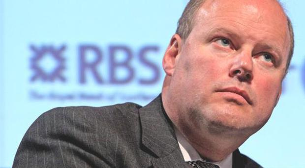 Stephen Hester, the chief executive of taxpayer-backed Royal Bank of Scotland, saw his package increase by 648.2 per cent