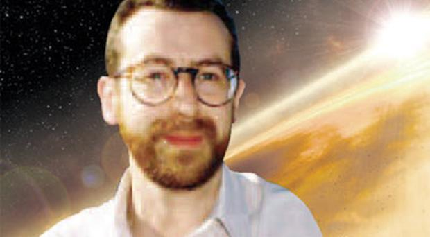 Discovery: Professor Graham identified Fomalhaut B, dubbed one of the greatest ever scientific discoveries