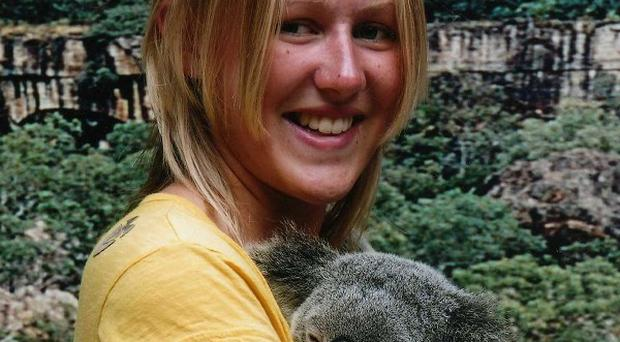Andrea Watton died in the Swiss Alps after a zip wire accident