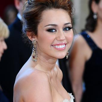 Miley Cyrus is auctioning off some of her clothes