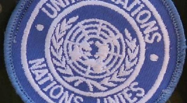 The United Nations has pleaded for access to a Derfur refugee camp