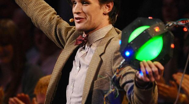 Matt Smith had his hopes set on a different doctor role